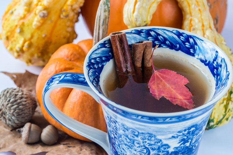 Ideas for Fall Massage and Spa Specials