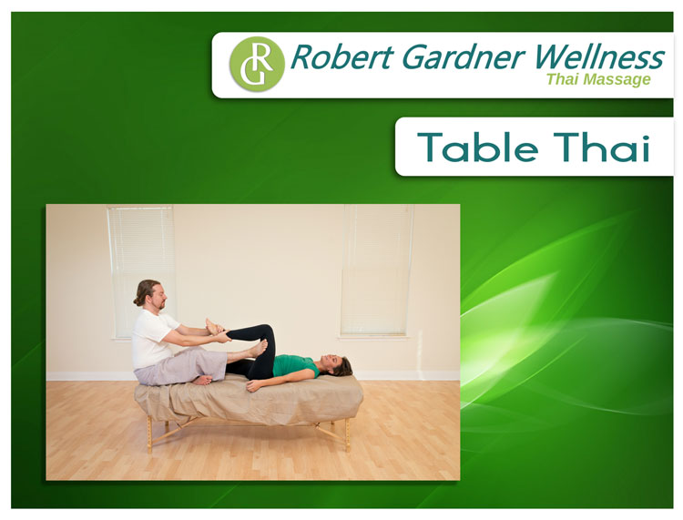 How can Thai Massage help you and your clients? Interview with Robert Gardner