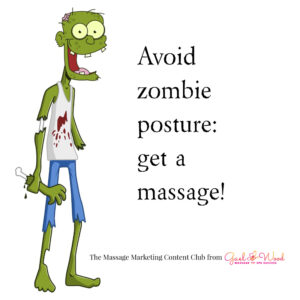 Ideas for Marketing Your Massage or Spa Business at Halloween!!