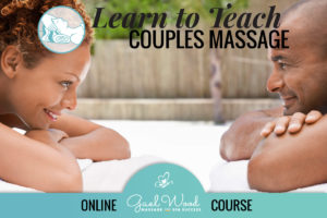 Learn to Teach Couples Massage Online Course from Gael Wood