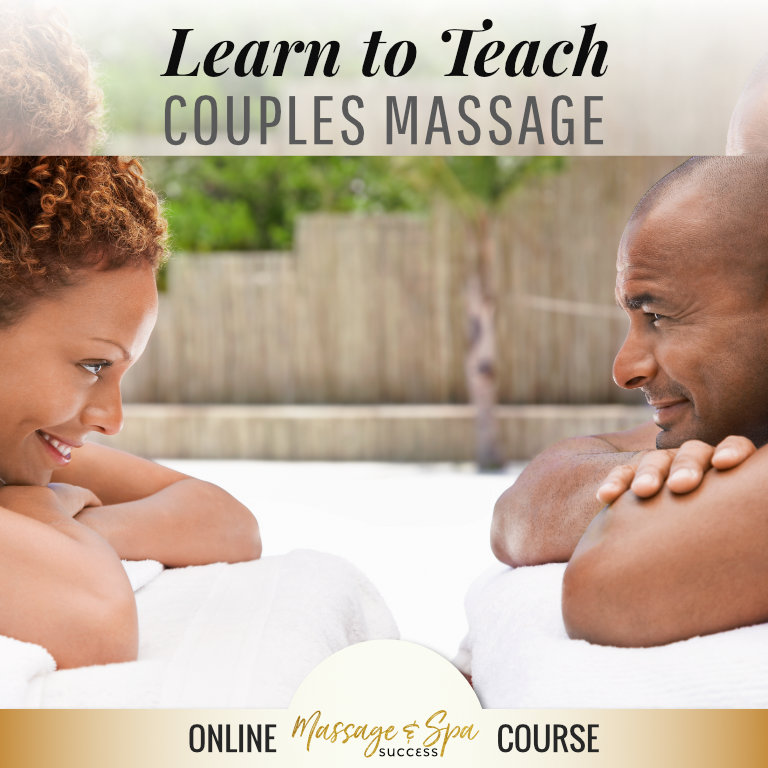 Learn to Teach Couples Massage Online Workshop from Gael Wood