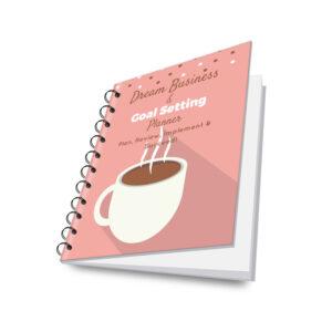 Dream Business & Goal Setting Planner