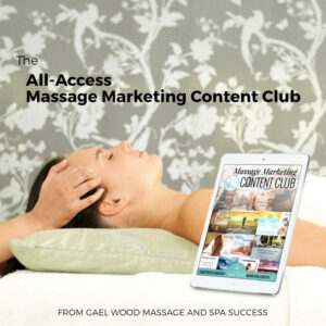 All-Access Massage Marketing Content Club