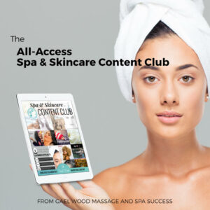 All-Access Spa & Skincare Content Club