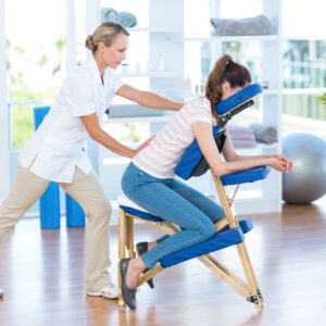 Chair Massage As A Promotional Tool