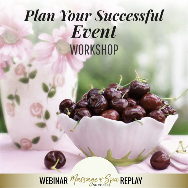 Plan Your Successful Event Workshop