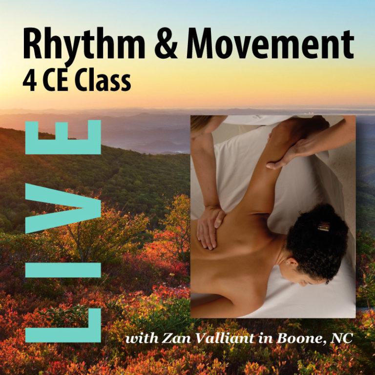 Rhythm and Movement Live 4 CE Class