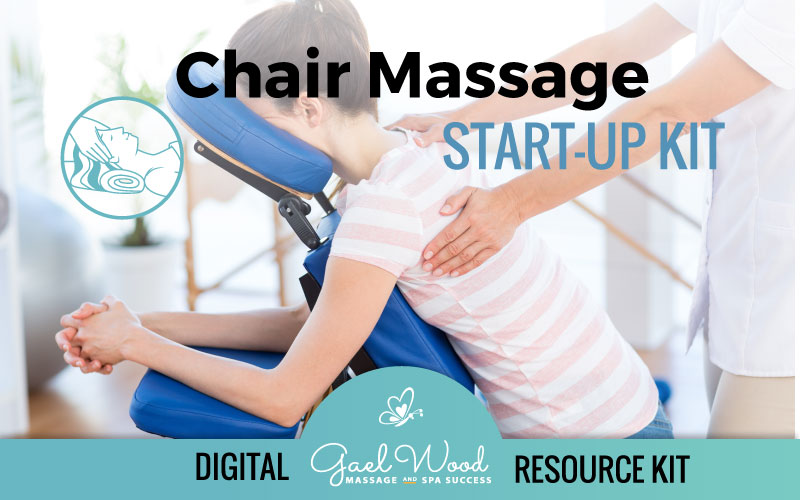 Chair Massage As A Promotional Tool Gael Wood
