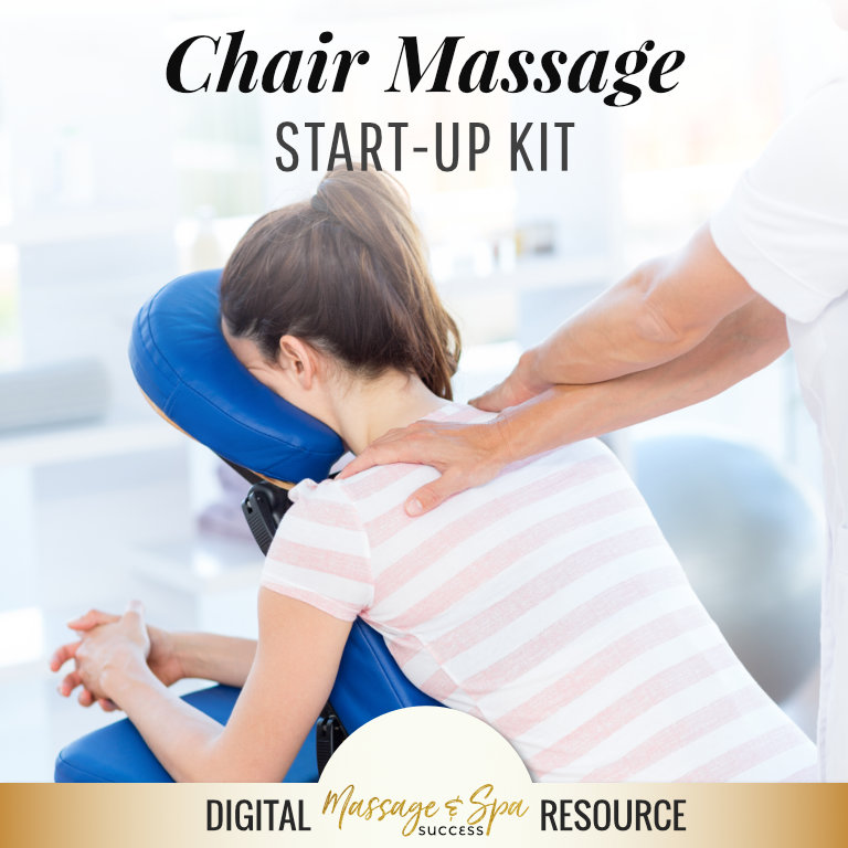 Chair Massage Start-Up Kit