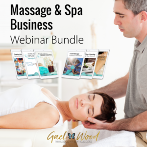 Massage & Spa Business Webinar Bundle