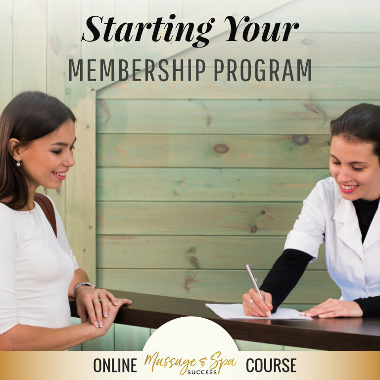Starting Your Membership Program