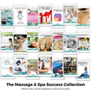 The Massage and Spa Success Collection