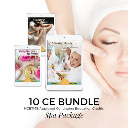 10 CE Bundle, Spa Package