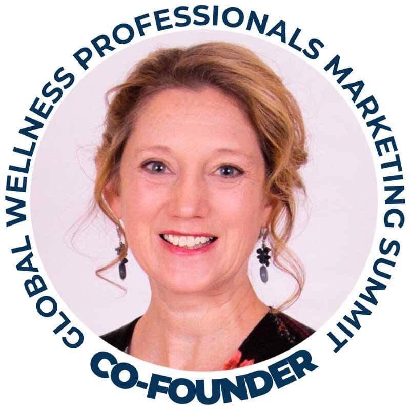 Gael Wood, Co-Founder Global Wellness Professionals Marketing Summit