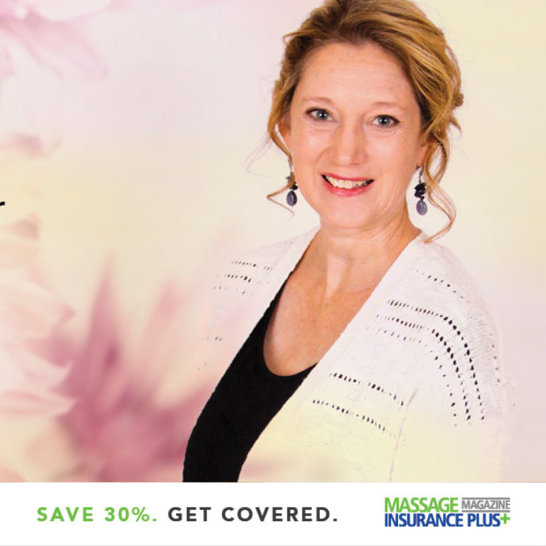 """Liability insurance is for the unexpected and unpredictable things that sometimes just happen."" - Gael Wood. Save 30% and get covered by Massage Magazine Insurance Plus"