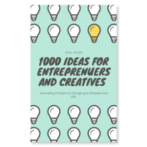 1000 Ideas Journal: Become An Idea Machine and Overcome Any Obstacle!