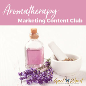 Aromatherapy Content Package