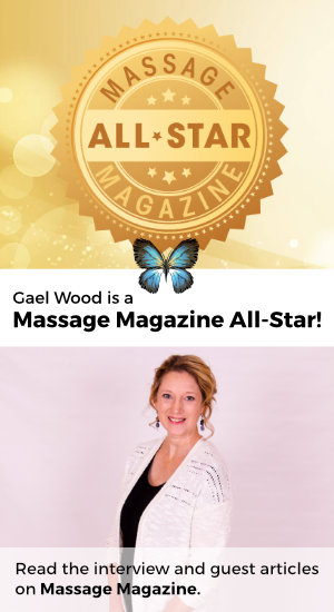 Gael is a Massage Magazine All-Star!