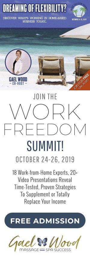 Join the Work Freedom Summit for FREE October 24-26, 2019