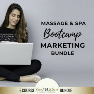 Massage and Spa Bootcamp Marketing Bundle