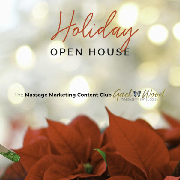 How to Organize an Open House and Boost your Massage or Spa Business