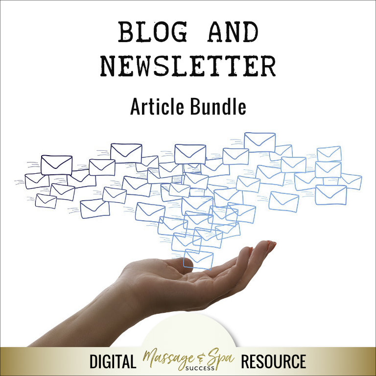 Blog and Newsletter Article Bundle