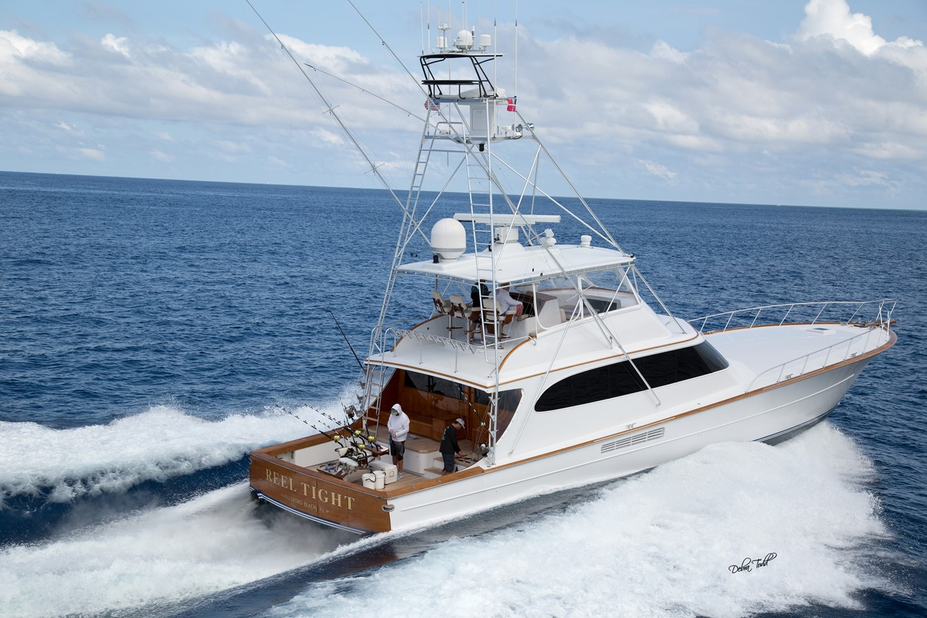 2001 MERRITT BOAT WORKS Sportfish For Sale