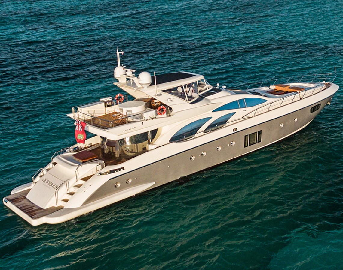 2014 AZIMUT 100 Leonardo For Sale