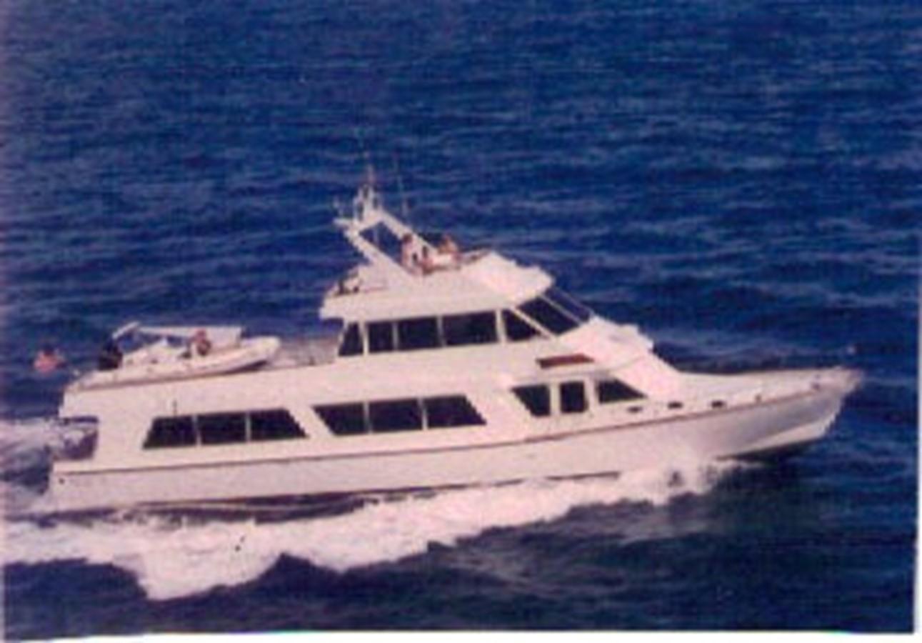 1996 BEACHEM Cockpit Motor Yacht For Sale