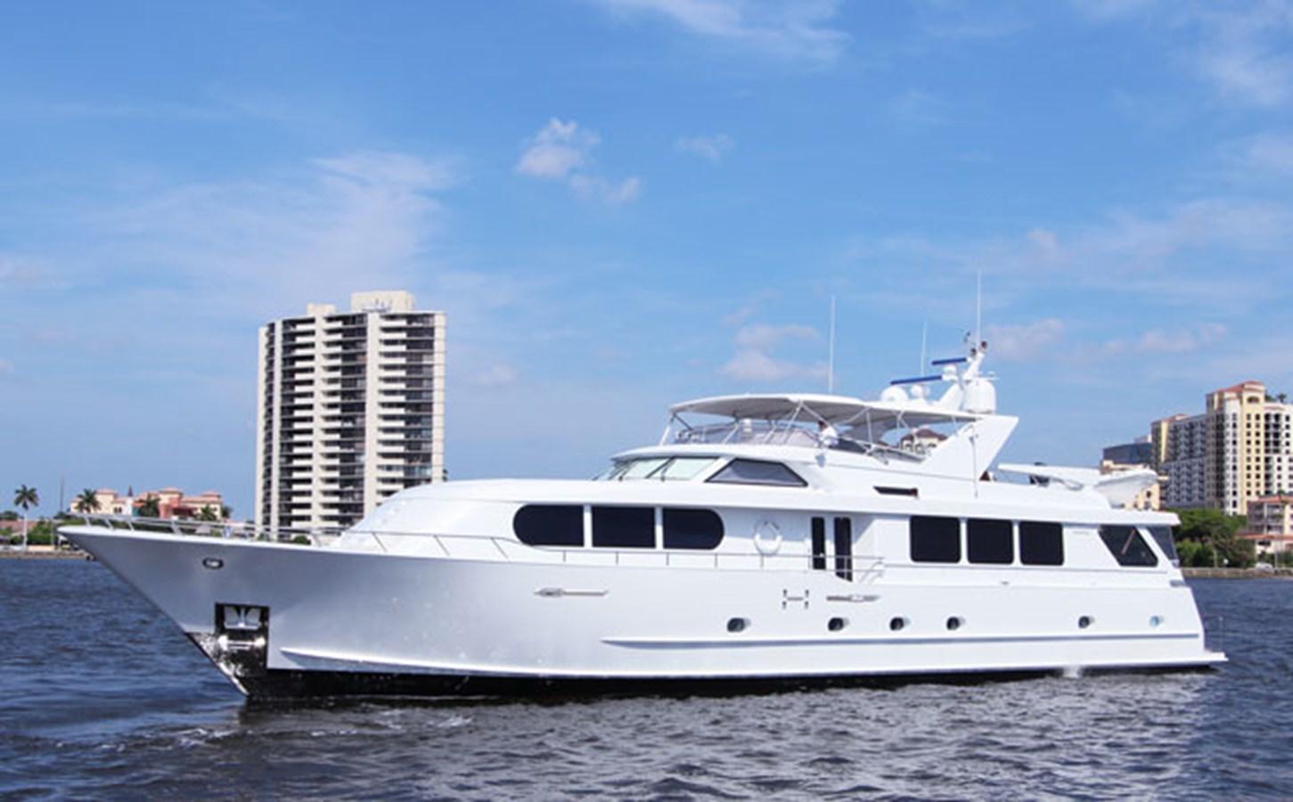 2001 BROWARD Flybridge Motor Yacht For Sale