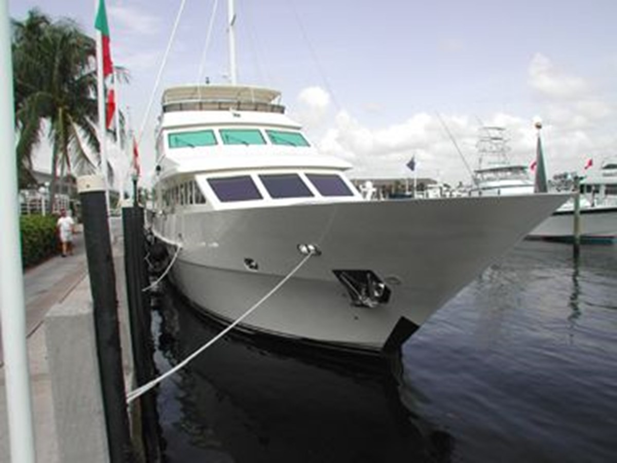 2002 PRESIDENT YACHTS  For Sale
