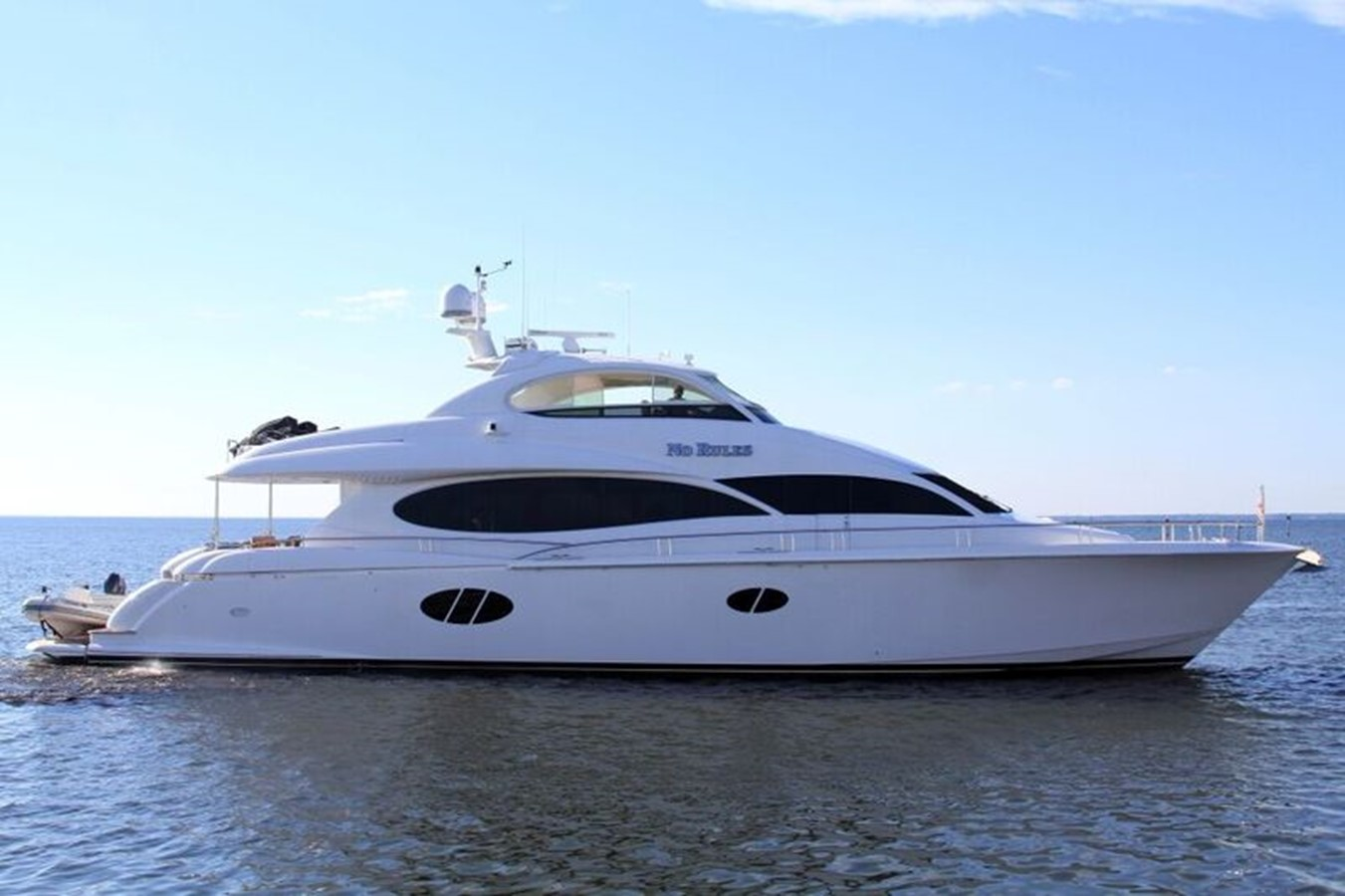 2006 LAZZARA Motor Yacht For Sale