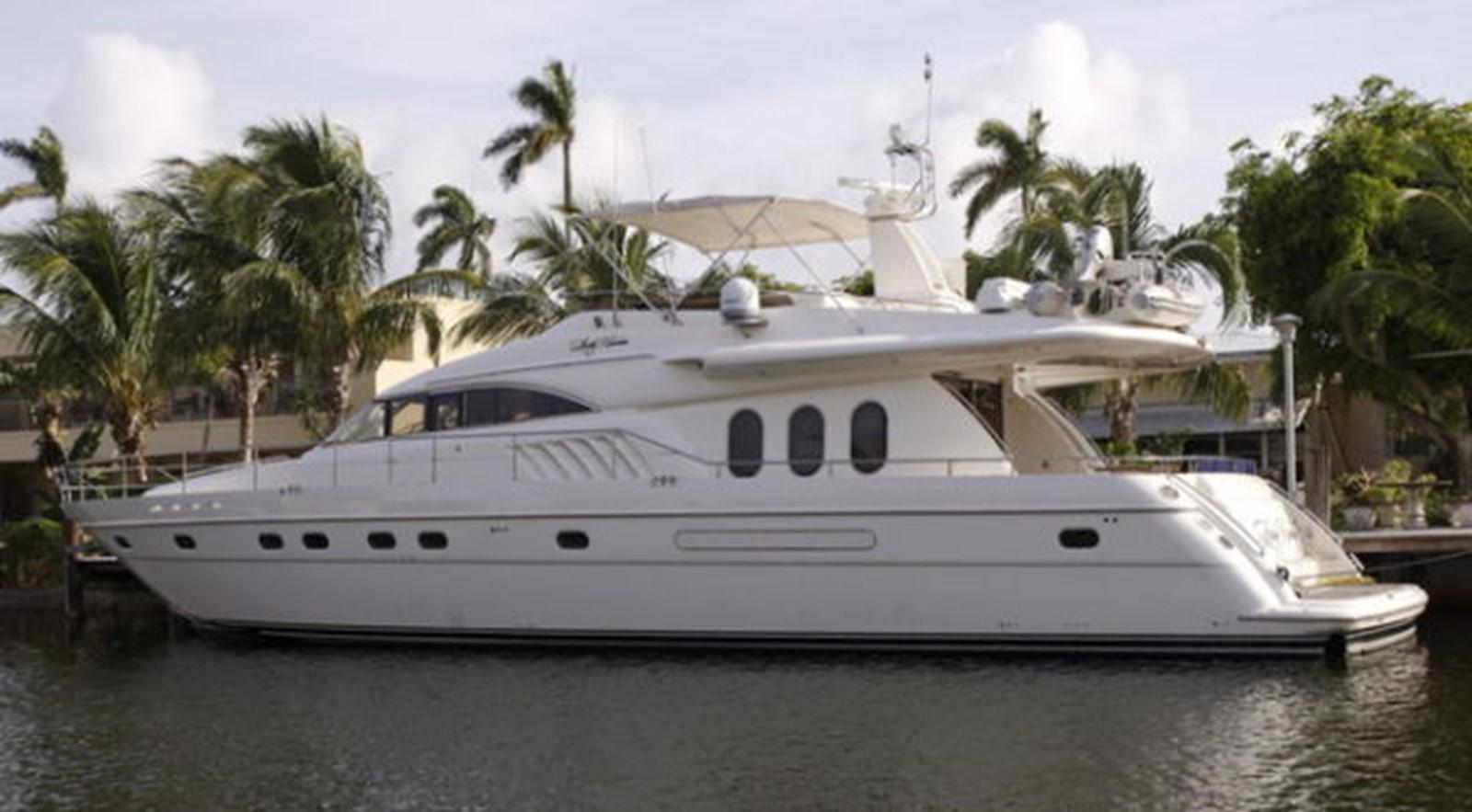 Sport Cruiser Viking Yachts 1999 Florida United States Lady Kariman Cruisair Marine Ac Wiring Diagram