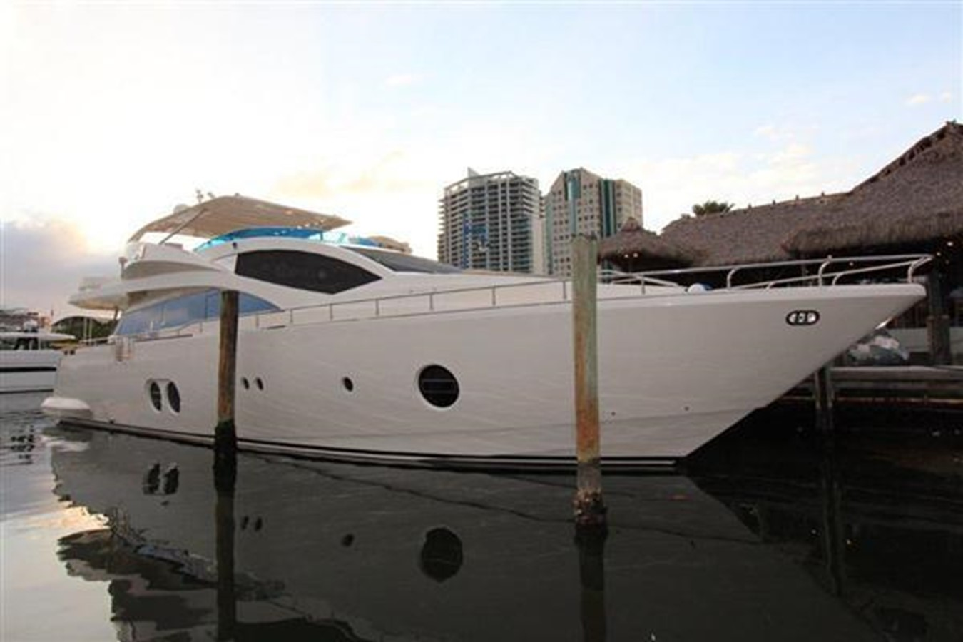 2008 AICON YACHTS  For Sale