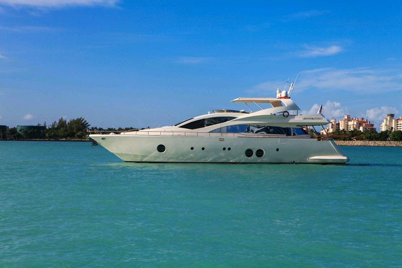 2010 AICON YACHTS  For Sale