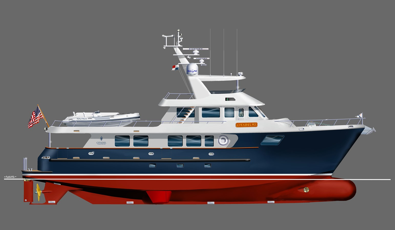 2020 CITADEL YACHTS Expedition For Sale