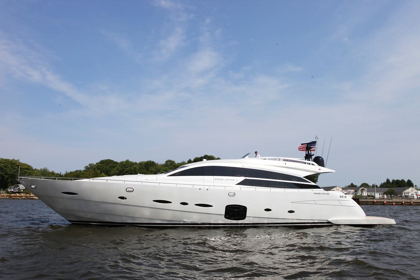 2014 PERSHING  For Sale