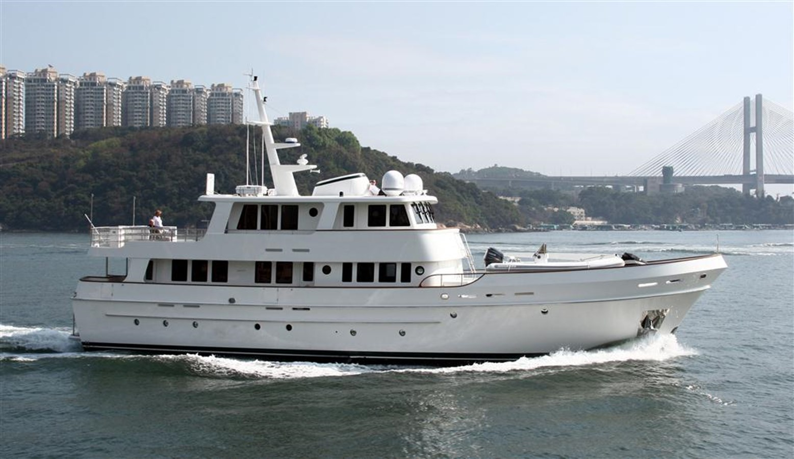 2019 CHEOY LEE Expedition Series Motor Yacht For Sale