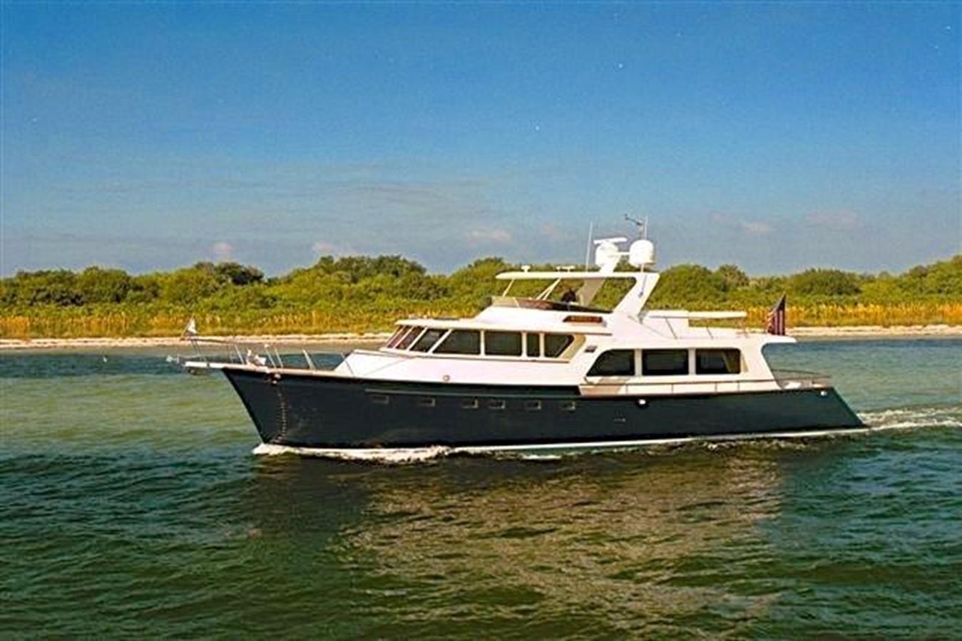 2004 Marlow Explorer 70E For Sale