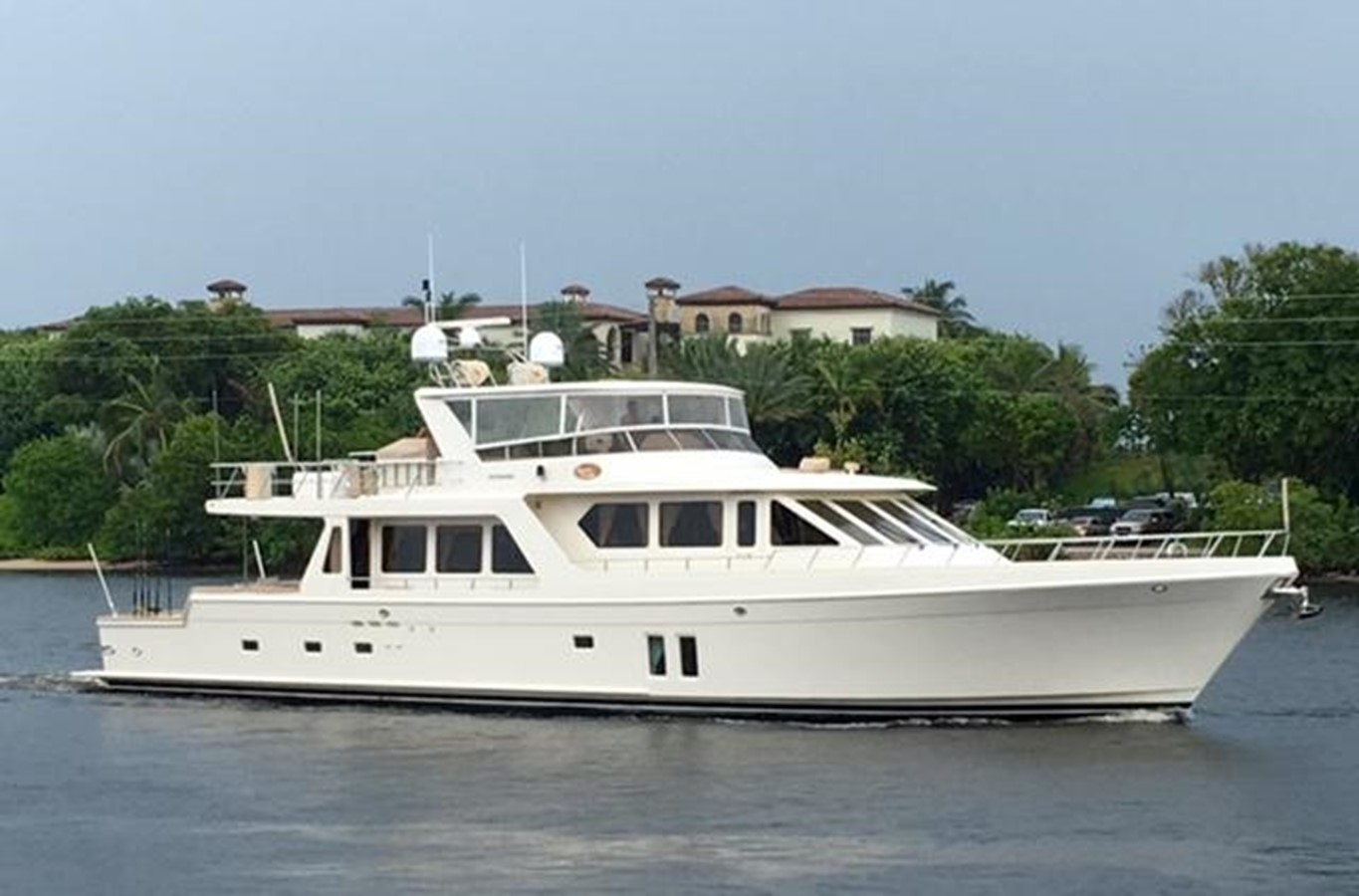 2012 Offshore 80 Pilot House For Sale