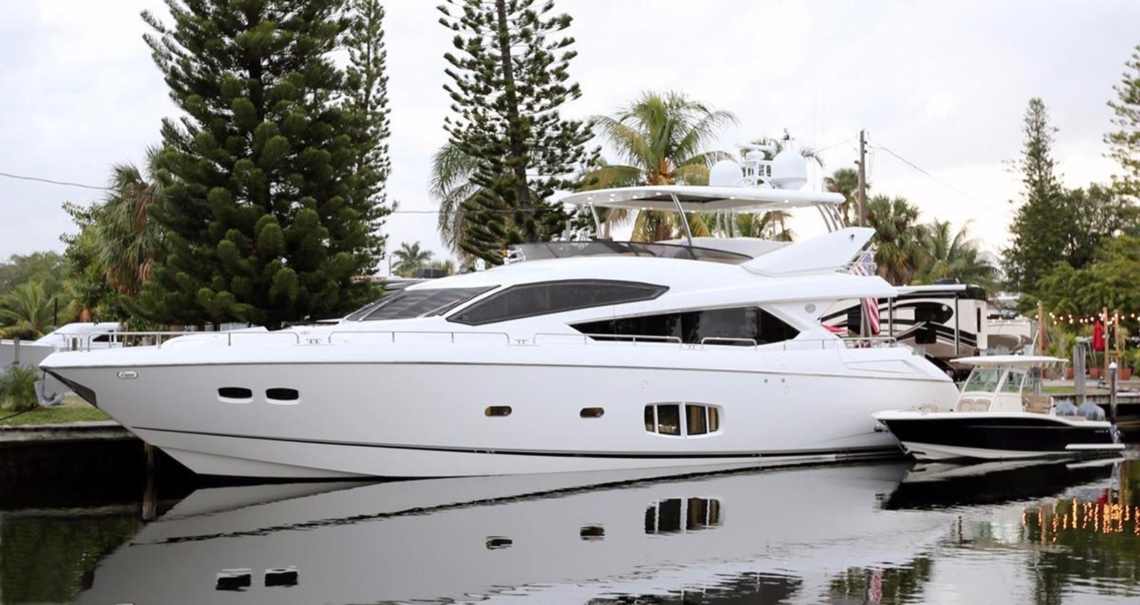 2010 Sunseeker 80 Yacht For Sale