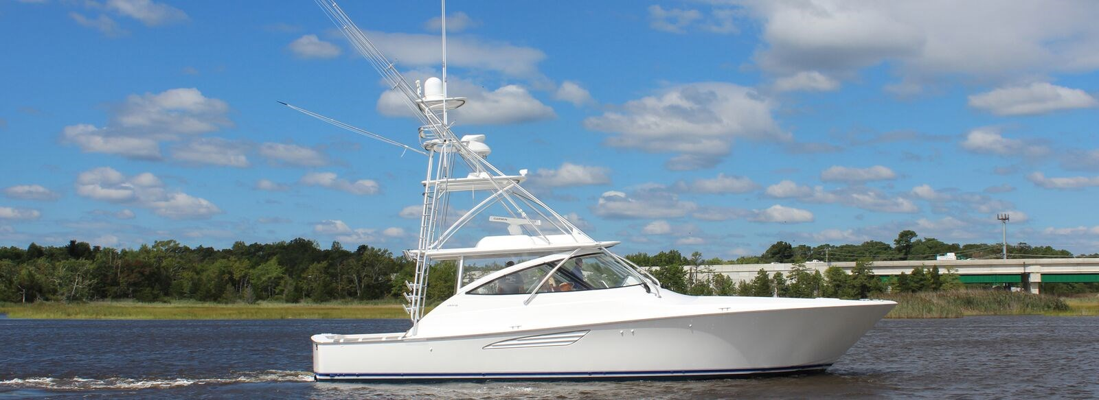 New Viking 48 Open Yachts For Sale