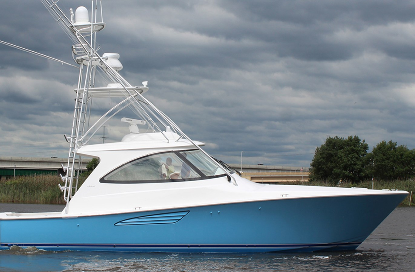 New Viking 48 Sport Tower Yachts For Sale