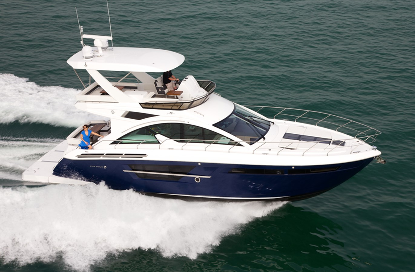 New Cruisers Cruiser 54 Flybridge Yachts For Sale