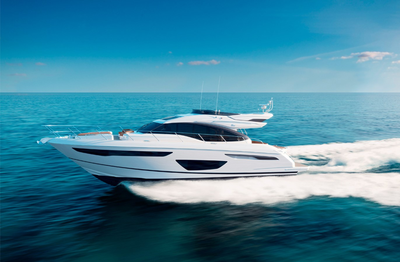 New Princess S60 Yachts For Sale
