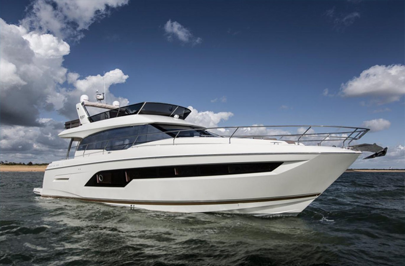 New prestige 630 yacht for sale galati yacht sales for Large motor yachts for sale