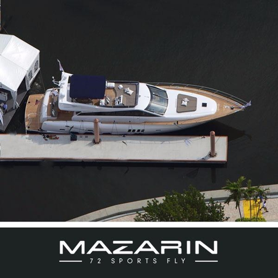 2015 Mazarin Sports Fly For Sale