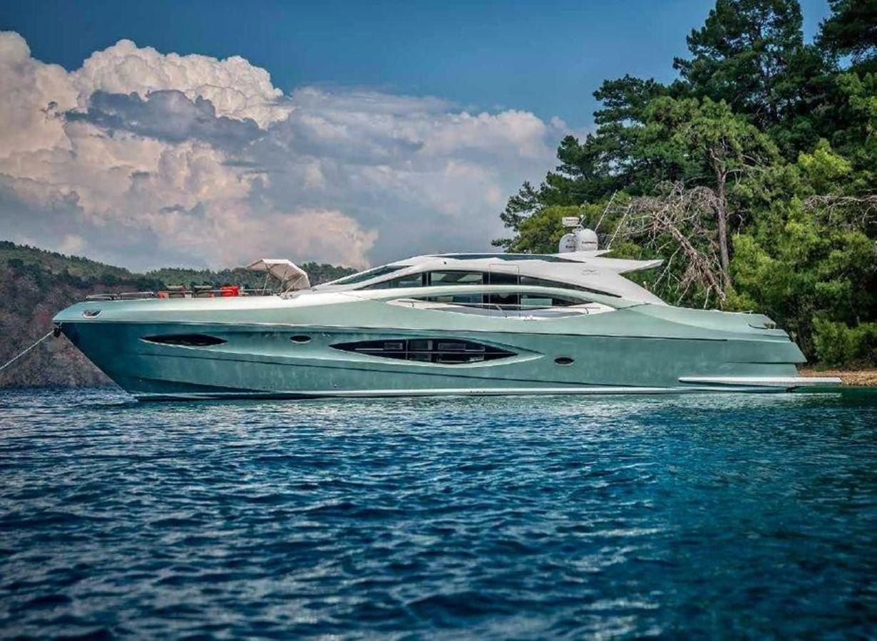 2018 Numarine 78 HT For Sale
