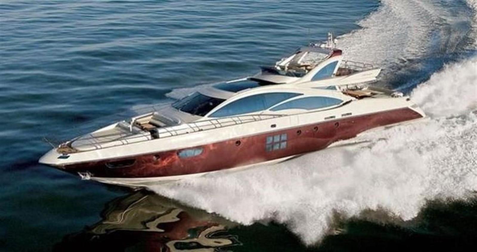 2013 AZIMUT 103S For Sale