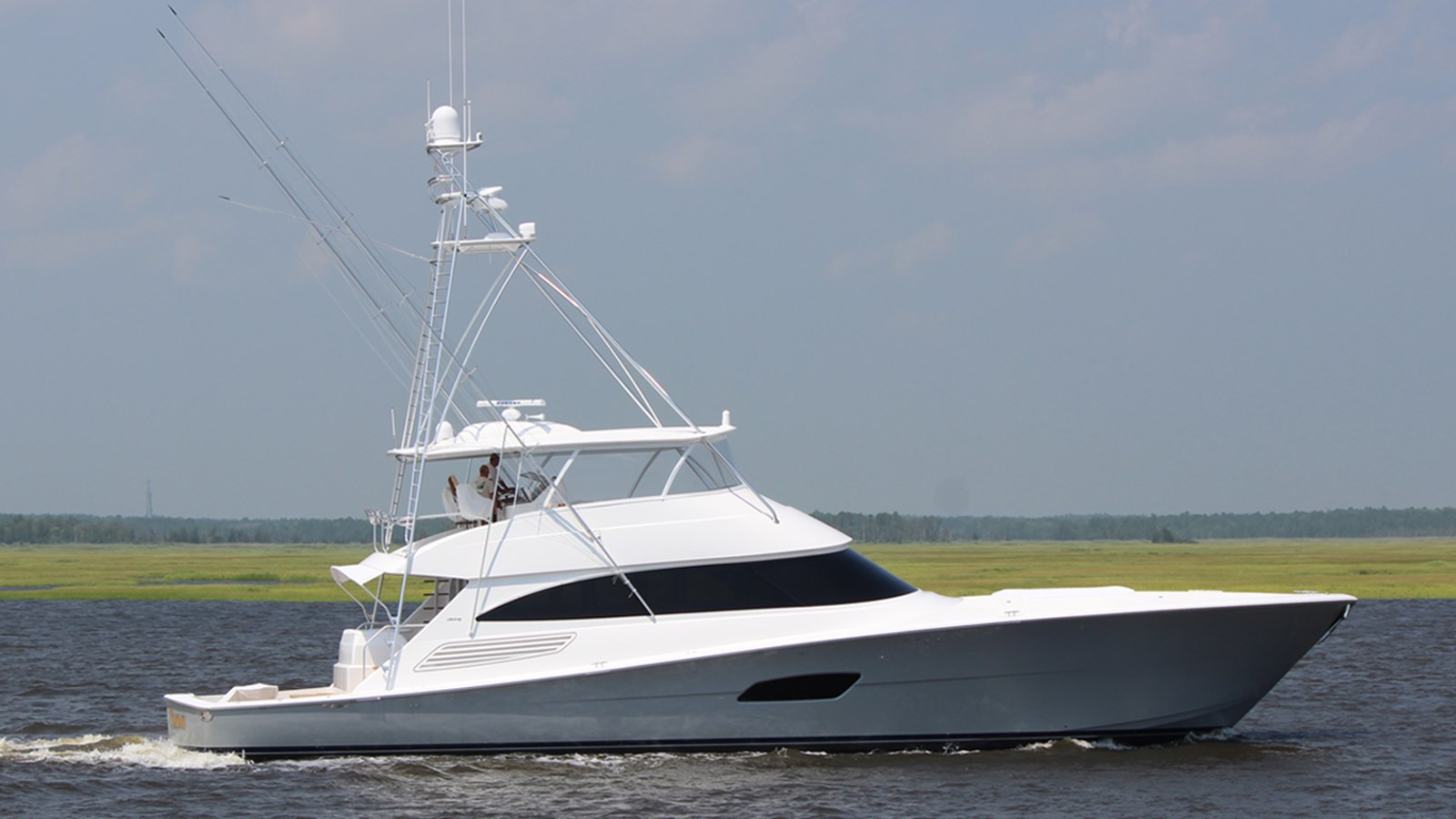 2019 VIKING 92 Convertible For Sale